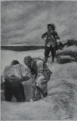 πειρατές χρυσοθήρες