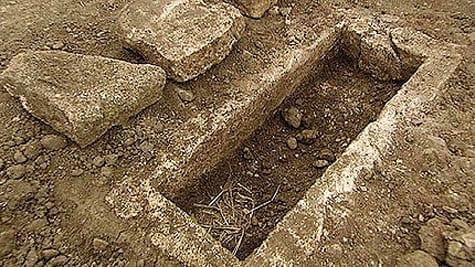 σημάδι τάφος