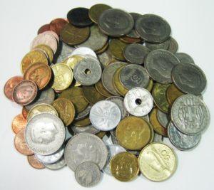 συλλογή νομισμάτων