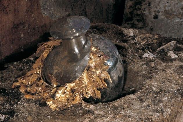 τάφος αλέξανδρου