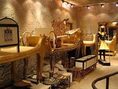 θησαυρός αίγυπτος