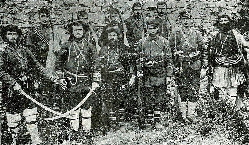 βούλγαροι κομιτατζήδες