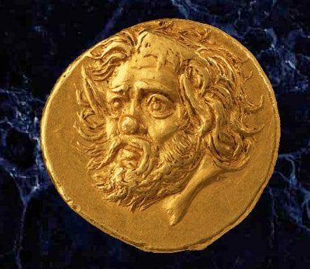 χρυσό νόμισμα