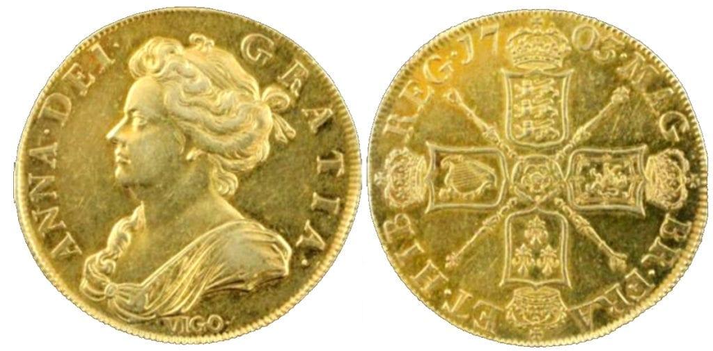 χρυσό νόμισμα χήρα