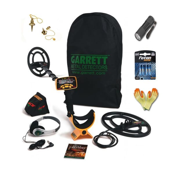 garrett ace 250 sports pack ανιχνευτής μετάλλων