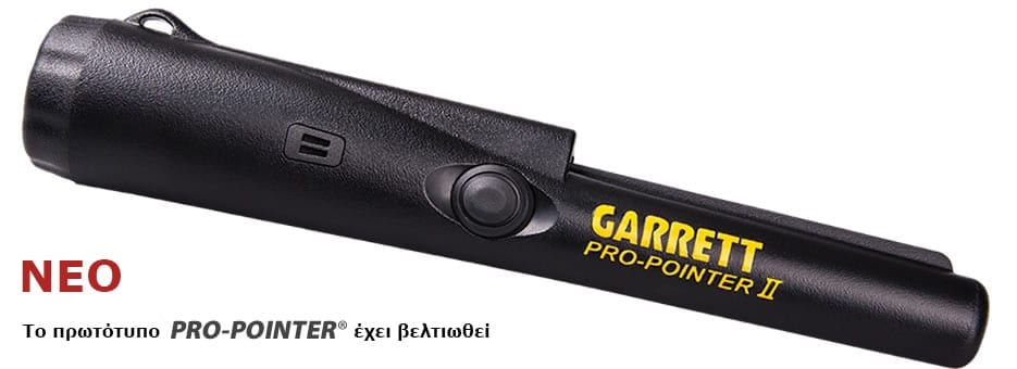garrett csi pro pointer pinpointer