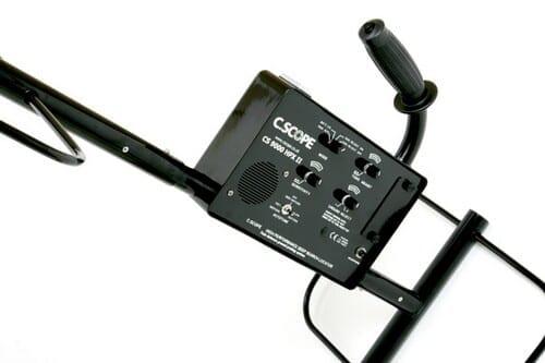 c.scope cs9000 hpx ii ανιχνευτής μετάλλων