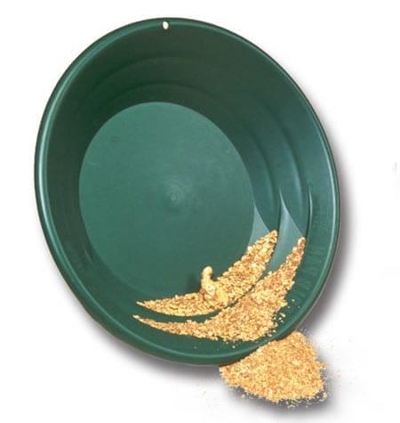 σούπερ πιάτο 38 εκατοστά για φυσικό χρυσό