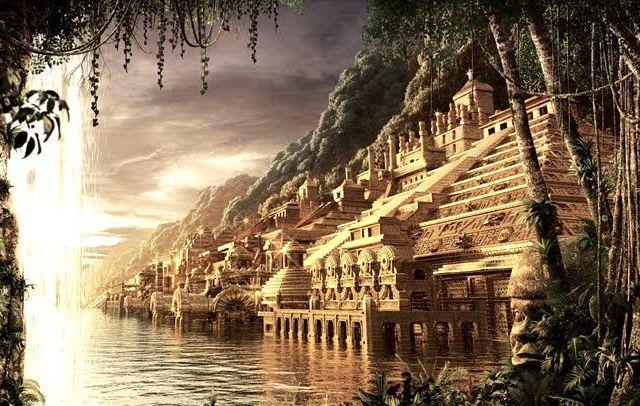 ελ ντοράντο χρυσή πόλη